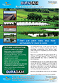 DURADAM rural dam liner brochure for download