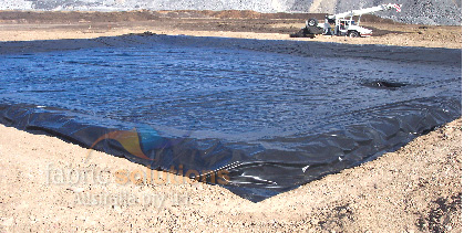 image of a secondary containment liner