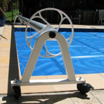 PR500 Mobile Swimming Pool Cover Roller