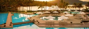 Hayman Island Swimming Pool - photo courtesy of Hayman Island Resort