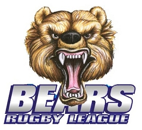 Bears Rugby League - Logo