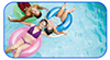 the swimming pool icon, links to pool liners and pool cover related pages