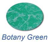 botany green inground swimming pool liner colour
