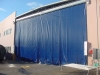 industrial weather curtain