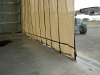 retractable industrial weather curtain