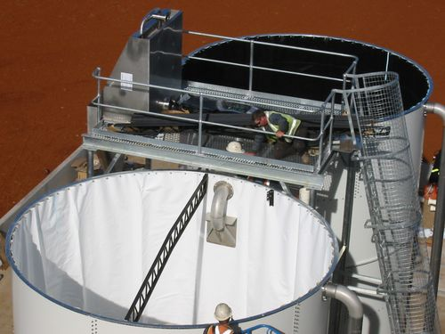 Commercial and Industrial Tank Liners