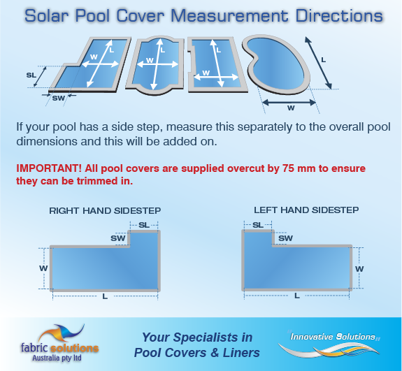 How To Measure Your Pool for a Pool Cover