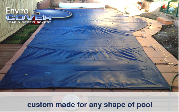Pool Debris Covers Fabric Solutions